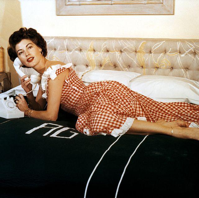 movie icon Ava Gardner
