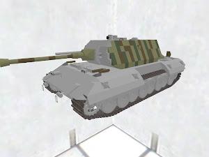 E-100 マウス砲塔
