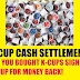 K-CUP CASH BACK SETTLEMENT!! Get money back on your Keurig K-Cup Purchases From The Last 10 Years!