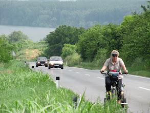 Photo: Day 79 - The Hill out of Sremski Karlovci (4.5 Km Long!)