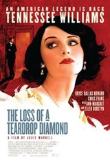 The Loss of Teardrop Diamond