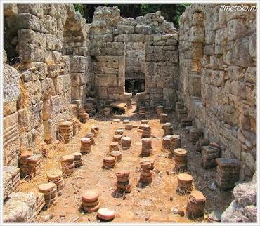 Гранариум. Древний Фазелис.