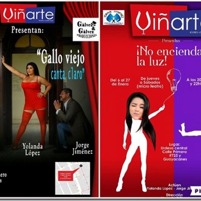 ¡Ven, Diviértete y Consume Teatro Nacional!