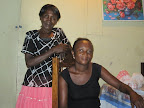 The unforgettable visit to Edeline's family in Haiti