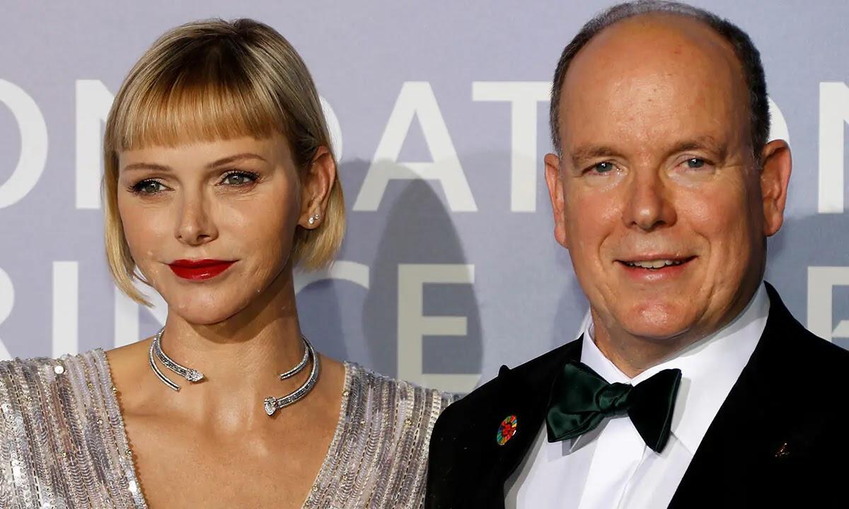 Prince Albert talks about Charlene's return to Monaco