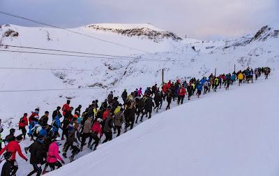 2-Alpes Night Snow Trail