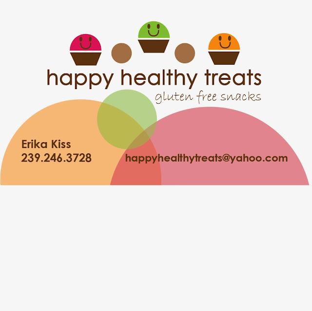 Happy Healthy Treats BC Front