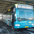 Mercedes Citaro van Connexxion bus 9153