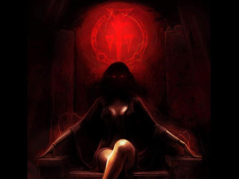Satanic Queen, Black Magic