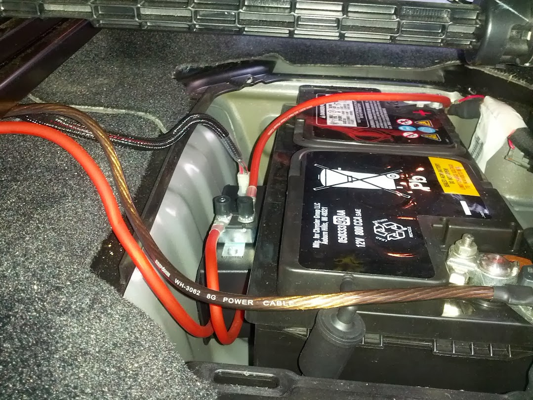 Super The My14 2Nd Battery And Dc Thread Jeep Garage Jeep Forum Wiring 101 Capemaxxcnl