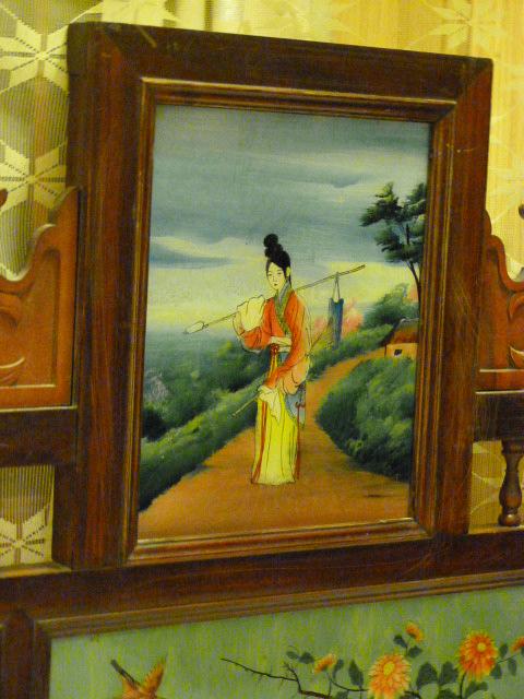 peint�ures sur verre