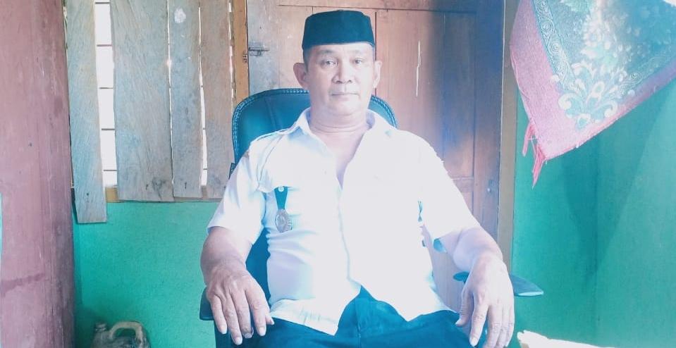 Dituduh Meludahi dan Menghina Anggota BPD, Kepala Desa Kombikuno: Itu Tidak Benar