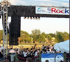 Rochester Philharmonic Orchestra played at a free summer concert