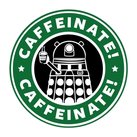 Dalek Coffee