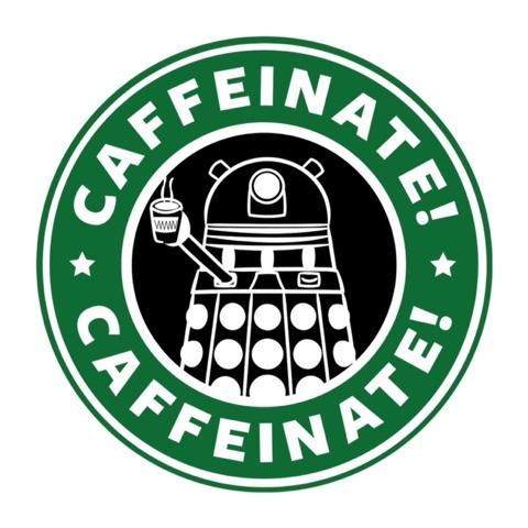Dalek Coffee