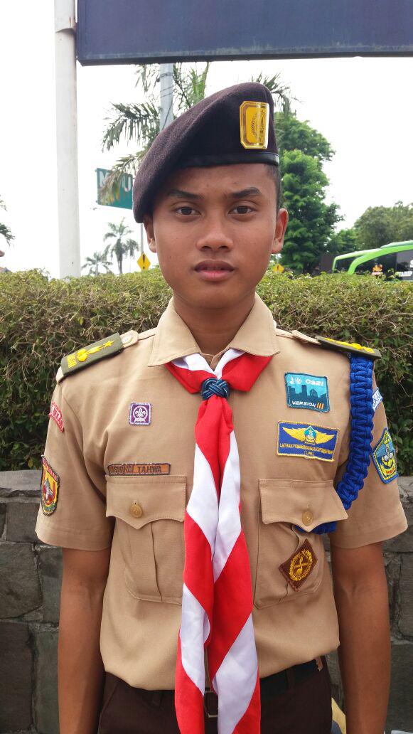 Keterampilan dan Keseriusan Iswandi Tahwa dinilai mampu menjadi salah satu unsur pimpinan DKC Kota Bekasi 2021-2026