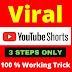 How To Make YouTube Shorts Viral-Make Viral Videos