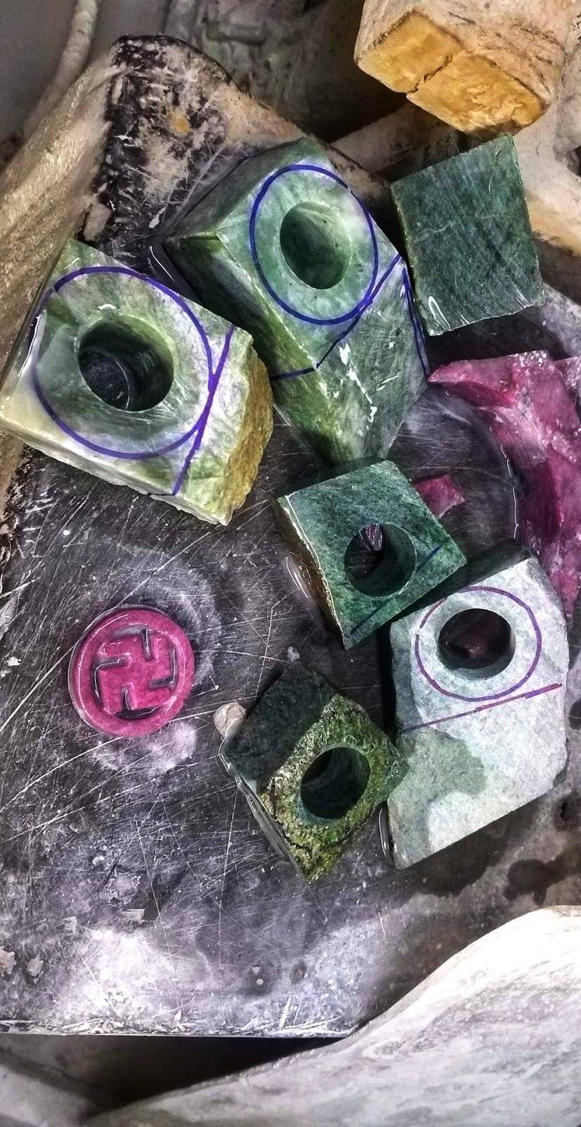 Gia công chế tác đá quý theo yêu cầu