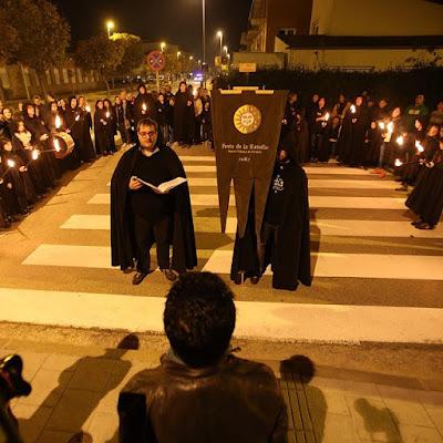 Processó 34ª Festa de la Ratafia 2015