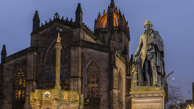 Grave And Statue Of Economist Adam Smith Flagged For 'Slavery And Colonialism' In Scotland