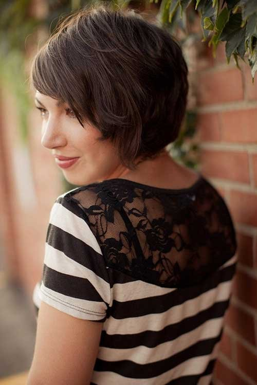 pictures of short bob haircuts try in 2017