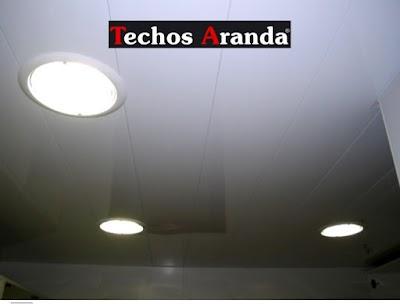 Presupuesto economico Montaje Techos Aluminio Madrid