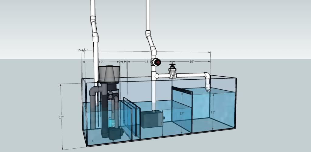 Nano Filtration System For Air Ecumeur Interne Aquarium