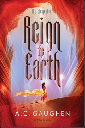 Reign the Earth  (The Elementae #1)