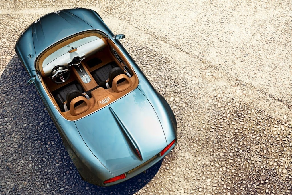 MINI Superleggera Vision Concept 101