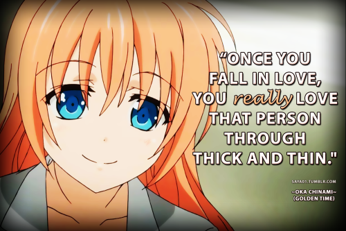 13 Anime Love Quotes To Get Your Day Started Otakukart