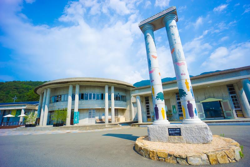 小豆島オリーブ公園 オリーブ記念館 3
