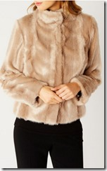 Coast Faux Fur Jacket