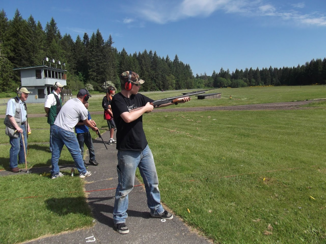 2011 Shooting Sports Weekend - DSCF0673.JPG
