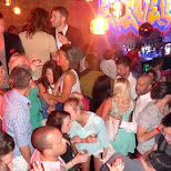 it is always busy at Everleigh Nightclub in Toronto in Toronto, Ontario, Canada