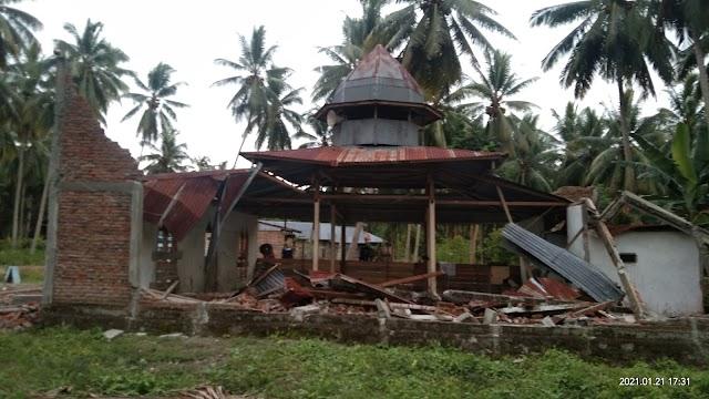 Terisolir Akibat Longsor, Dusun Lolonggauang Nyaris Tak Tersentuh Bantuan