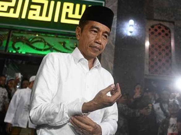 Heboh Warga Papua Ingatkan Presiden Jokowi soal Shalat, Addie MS Bereaksi!