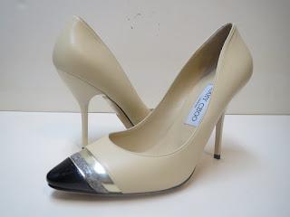 Jimmy Choo Captoe Stilettos
