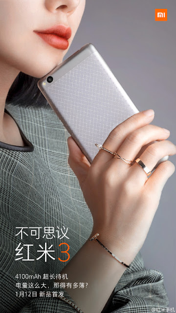 Xiaomi Redmi 3 launched: an all new look with the metal body & improved features 1