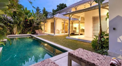 Bali villas for leasehold