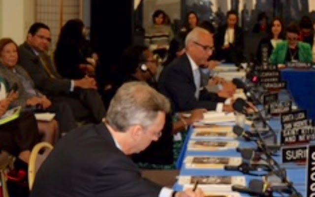 *Gobierno dominicano rechaza decisión de la Comisión Interamericana de Derechos Humanos de incluir a la República Dominicana en el capítulo IV.B en su informe a la Asamblea General*