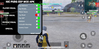 PUBG MOBILE Free Android Hack v1.3 | Modded APK Root or NON Root