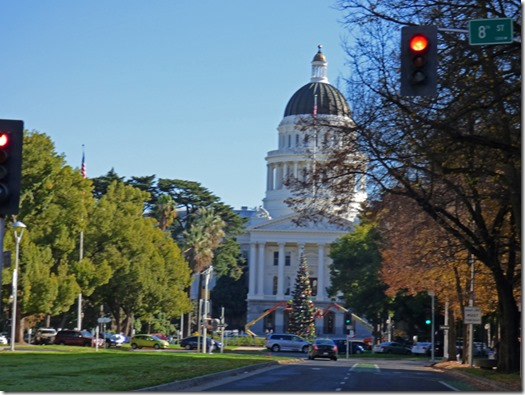 California State Capital