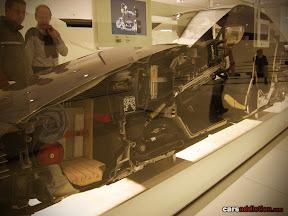 Porsche 911 Bisected