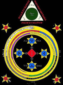 Cover of Aleister Crowley's Book Lecture on the Philosophy of Magick