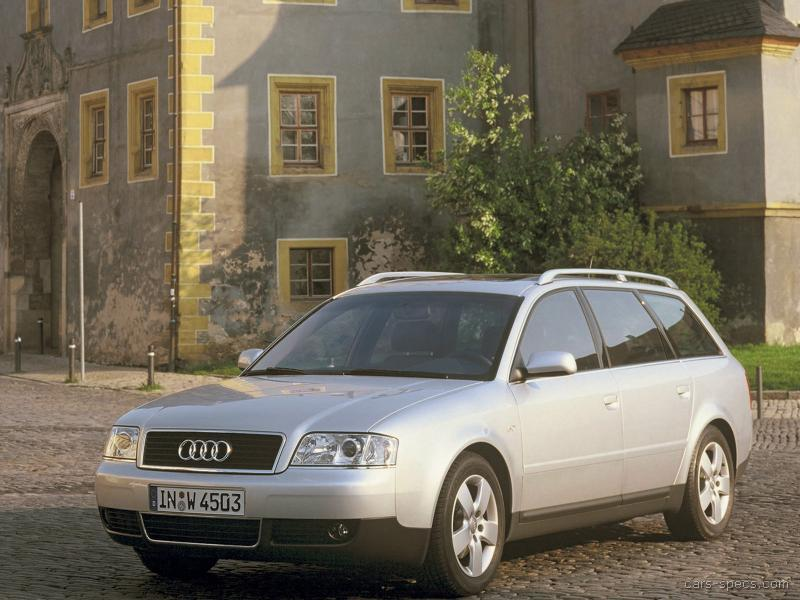 2004 Audi A6 Wagon Specifications, Pictures, Prices