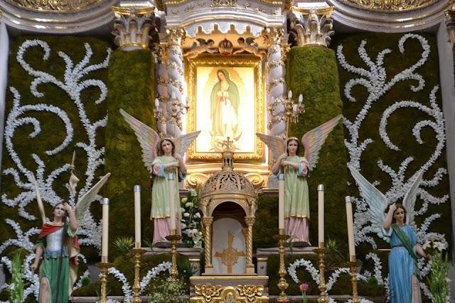 Cancela Capilla las fiestas de la Virgen de Guadalupe