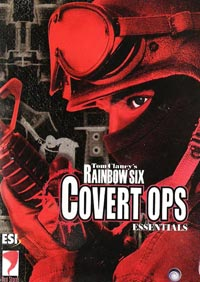 Tom Clancy's Rainbow Six: Covert Ops Essentials - Review-Cheats-Walkthrough By Daniel Lampkin