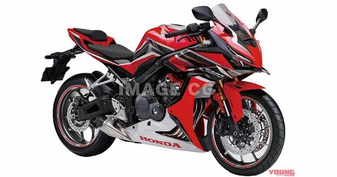 2022 All new Honda CBR250RR new model is here