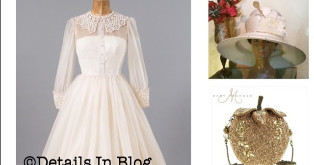 The Fashion Guy With The Vintage Eye...: Vintage Wedding