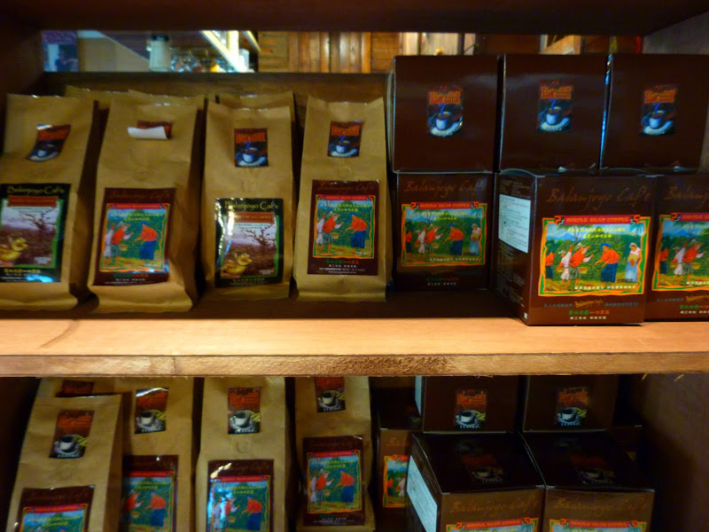 d'excellents cafés du Guatemala